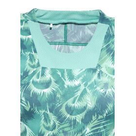 GORE RUNNING WEAR AIR PRINT - T-shirt course à pied Femme - turquoise